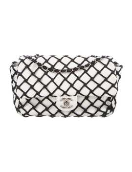 Canebiers Jumbo Flap by Chanel