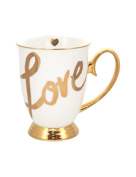 Love Mug by Cristina Re