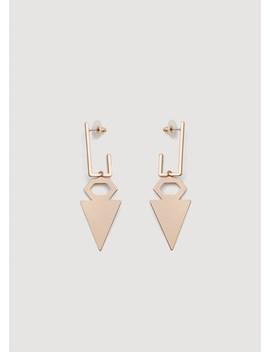 Geometrische Ohrringe by Mango