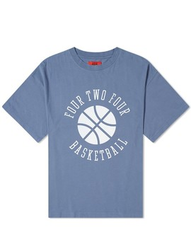 424 Basketball Tee by 424