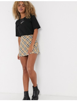 Cheap Monday Perfect T Shirt With Text Logo by Cheap Monday's