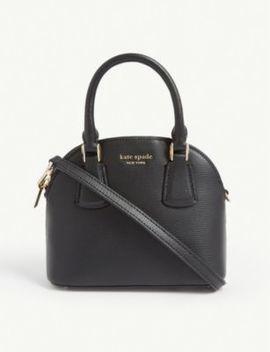 Sylvia Mini Leather Satchel by Kate Spade New York
