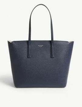 Margaux Grained Leather Tote Bag by Kate Spade New York