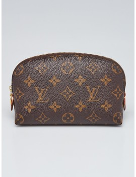 Monogram Canvas Cosmetic Pouch by Louis Vuitton