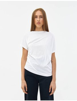 Heril Tee In White by Dries Van Noten Dries Van Noten