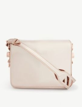 Mirrored Woven Shoulder Bag by Off White C/O Virgil Abloh