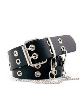 Risk Business Chained Belt by Boogzel Apparel