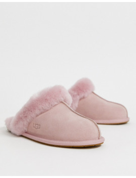 ugg-scuffette-ii-pink-slippers by ugg