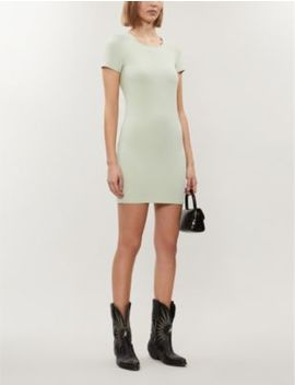 pacsun-x-kendall-&-kylie-bodycon-stretch-jersey-mini-dress by pacsun