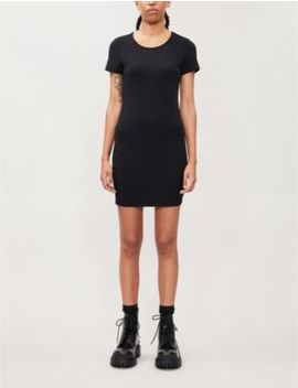 pacsun-x-kendall-&-kylie-stretch-knit-mini-dress by pacsun