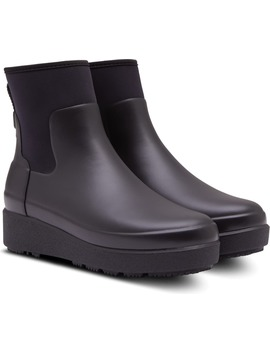 Original Refined Creeper Chelsea Boot by Hunter
