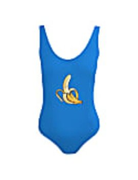 Banana One Piece Swimsuit by My Pair Of Jeans