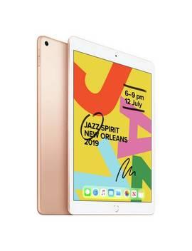 I Pad 2019 7th Gen 10.2in Wi Fi 32 Gb   Gold200/5216 by Argos