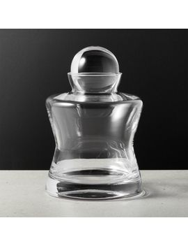Callas Clear Decanter by Crate&Barrel
