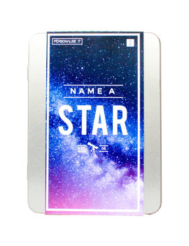 Name A Star Gift Box by Iwoot