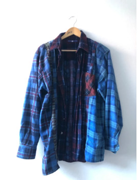 Needles 7 Cut Flannel by Needles  ×