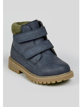 Kids Hiker Boot (Younger 4 12) by Matalan