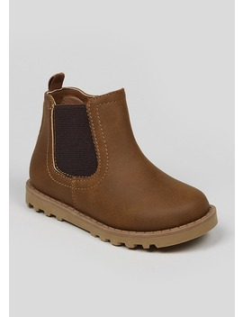 Kids Chelsea Boots (Younger 4 12) by Matalan