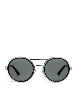 Round Aviator Sunglasses by Arket