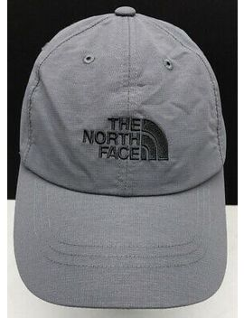 Unisex Tnf North Face Horizon Ball Cap S/M Cf7 What Uv Protection(Upf50) Grey Nwt by The North Face