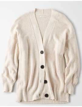 Ae Oversized Cardigan by American Eagle Outfitters