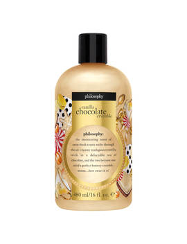 Philosophy Vanilla Choclate Crumble Limited Edition Shower Gel 480ml by Philosophy