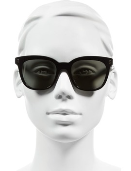 The Vb 52mm Retro Sunglasses by Victoria Beckham