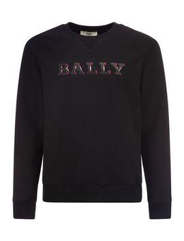 Men's Logo Fleece Sweatshirt by Bally