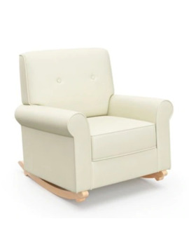Graco® Harper Tufted Convertible Rocker In Oatmeal by Bed Bath And Beyond
