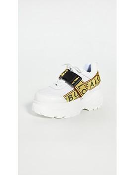 Galip Strappy Sneakers by Buffalo London