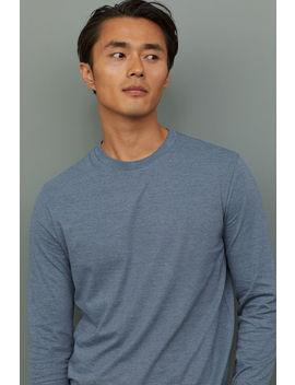 Jerseyshirt Regular Fit by H&M
