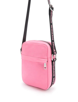Woman Graphic Crossbody by Forever 21