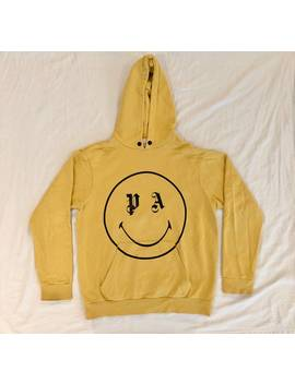 Palm Angels Smiley Hoodie by Palm Angels  ×