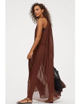 Chiffon Beach Dress by H&M