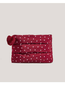 Heart Toiletry Bag by Oysho