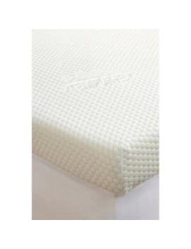 Tempur Pedic® Tempur Topper Supreme 3 Inch Twin Mattress Topper In White by Bed Bath And Beyond