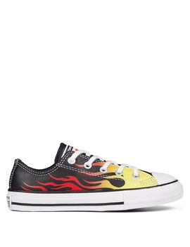 Chuck Taylor All Star Flame Low Top by Converse