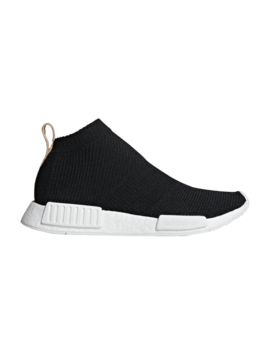 Nmd Cs1 Luxe 'core Black' by Brandadidas