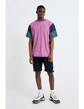 Iets Frans… Panelled T Shirt by Iets Frans...
