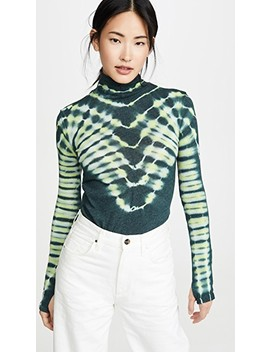 Psychedelic Turtleneck Pullover by Free People