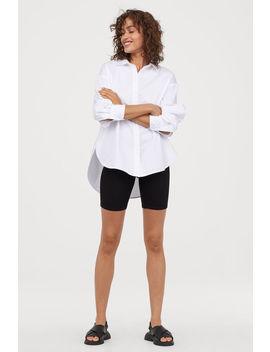 Rebrované Cyklistické šortky by H&M
