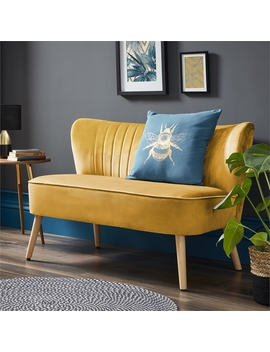 Nearest Store     Norwich Sprowston    Cocktail Sofa   Ochre by Homebase