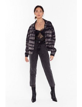 That Doesn't Wash With Us Denim Mom Jeans by Nasty Gal