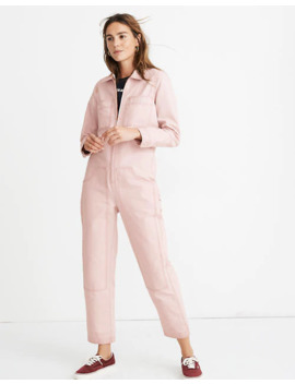 Madewell X Dickies® Zip Coverall Jumpsuit by Madewell