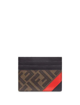 Monogram Cardholder by Fendi