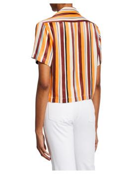 Mini Short Sleeve Shirt by Frame