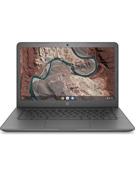 "14 Ca050sa 14"" Amd A4 Chromebook   32 Gb E Mmc, Grey by Currys"