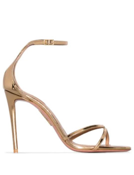 Purist 105mm Sandals by Aquazzura