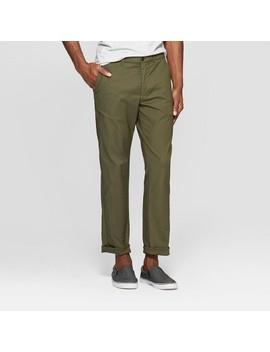 Men's Tech Chino Pants   Goodfellow & Co™ by Goodfellow & Co