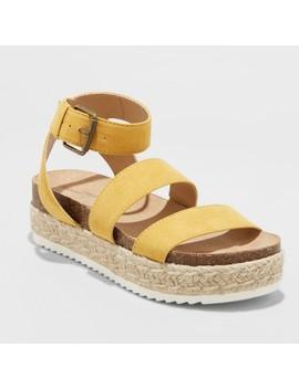 Women's Agnes Quarter Strap Espadrille Sandals   Universal Thread™ by Universal Thread